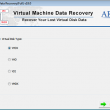 Aryson Virtual Machine Data Recovery 18.0 full screenshot