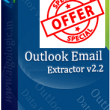 Outlook Email Address Extractor 2.2 full screenshot