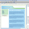 Quick 'n Easy Web Builder for Mac OS X 8.1.0 full screenshot