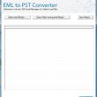 EML to PST Converter 7.0.7 full screenshot