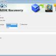 Aryson VMDK Recovery 17.0 full screenshot