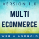 Multi Ecommerce - Web Application And Android App 37612 1 full screenshot