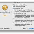 MoneyWorks Gold 8.0.7 full screenshot
