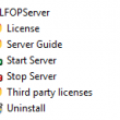 J4L FOP Server 2.2 full screenshot