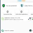 Cyber Prot 3.0.1.52 full screenshot