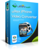 uRex iPhone Video Converter 2.1 full screenshot