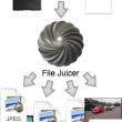 File Juicer for Mac OS X 4.82 full screenshot