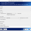 Aryson EDB to PST Converter 20.0 full screenshot