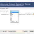 OneNote to DOCX Converter 2.0 full screenshot