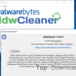 AdwCleaner 7.2.0.0 full screenshot