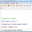 psyBNC 2.4.5 full screenshot
