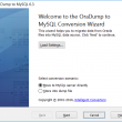 OraDump-to-MySQL 5.5 full screenshot