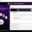 MSOutlookHelp MBOX Import Tool 21.1 full screenshot