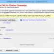 Software4Help EML to Zimbra Converter 3.2 full screenshot