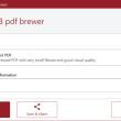 CIB pdf brewer 3.3.1 full screenshot