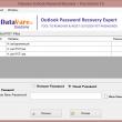 Datavare Outlook Password Recovery 1.0 full screenshot