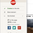 Adblock Plus for Safari 1.12.4 full screenshot