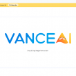 Vance AI 1.1.0.0 full screenshot