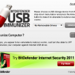 BitDefender USB Immunizer 1.2.0.1 full screenshot