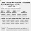 Click Fraud Prevention 1.0 full screenshot