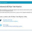 BCWipe Total WipeOut 3.5.2 full screenshot