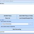 WAV To AIFF Converter Software 7.0 full screenshot
