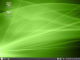 Linux Mint Fluxbox 9 full screenshot