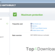 NOD32 Antivirus (64 bit) 11.0.159.9 full screenshot