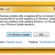 Fix WU Utility 1.0 full screenshot