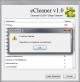 eCleaner 1.4 full screenshot