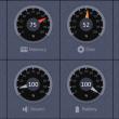 System Monitor Pro 1.3 full screenshot