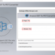 OST to PST Converte OST to PST 21.1 full screenshot