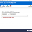 Import MDaemon Mailboxes to Microsoft Outlook PST 8.0.6 full screenshot
