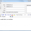 SMTP Mailer 7.0.0.117 full screenshot