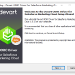 Salesforce Marketing Cloud (ExactTarget) ODBC Driver (32/64 bit) 1.2 full screenshot
