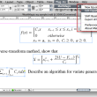 MathMagic Pro Edition 8.32 full screenshot