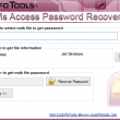 Sysinfo Access Password Recovery 20.0 full screenshot