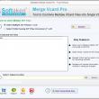 Softaken Merge vCard 1.0 full screenshot