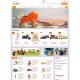 Magento ToyShop Responsive Theme Magento 1.8 full screenshot