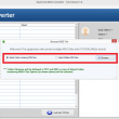 GainTools MSG Converter 1.0.1 full screenshot