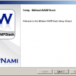 BitNami WAMPStack 7.3.12-0 full screenshot