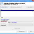 DBX to MBOX Converter 2.5 full screenshot