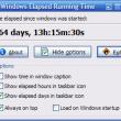 Portable Windows Elapsed Running Time 1.6.0 full screenshot