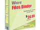Word File Binder 3.5.0 full screenshot