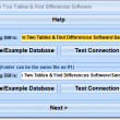 FoxPro Compare Two Tables & Find Differences Software 7.0 full screenshot