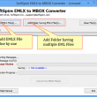 EMLX to MBOX Converter 2.8.8 full screenshot