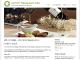 XWhite Template ApPHP Restaurant Site 1.0.1 full screenshot