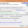 Universal USB Installer 1.9.8.5 full screenshot