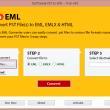 SoftTweak PST to EML 4.0 full screenshot