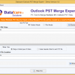 DataVare Outlook PST Merge Exprert 1.0 full screenshot